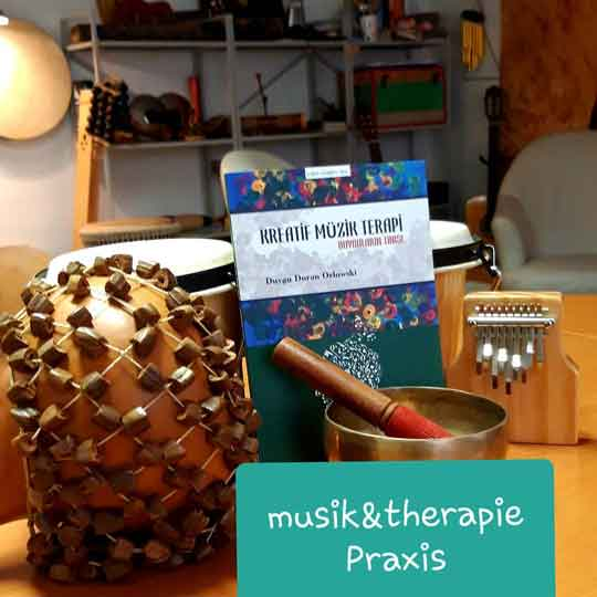Kreative Musiktherapie Mülheim an der Ruhr