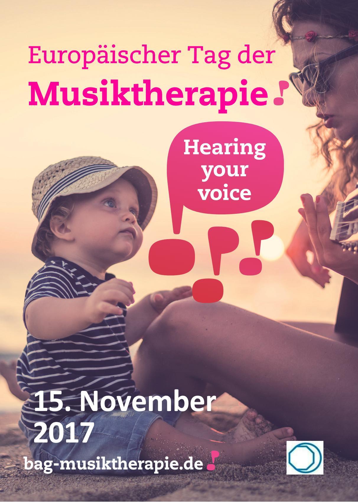 Tag der Musiktherapie 2017